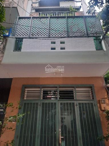 Nhà 3 lầu đường 12m Phan Đình Phùng, TP. DT: 4x14m, XH 7 chổ để trong nhà ảnh 0