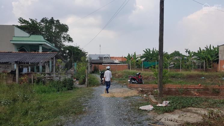 Chính chủ đăng bán đất ở ấp Bình Tiền 4,2x26 - có 2 lô liền kề, giá tốt xây nhà ở hoặc nhà trọ ảnh 0