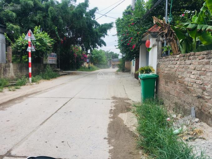 125m2 mặt đường liên xã chính Hồng Vân, Thường Tín giá siêu rẻ. LH 0917.366.060 ảnh 0