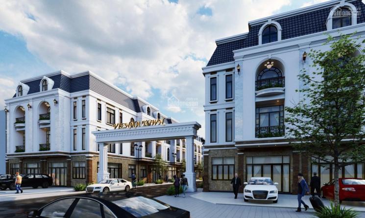 Đăng ký đặt chỗ 100 triệu/ căn nhà phố xây sẵn tại trung tâm bà rịa CĐT Dic Vật Liệu ảnh 0