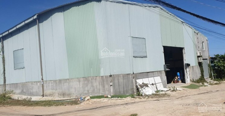 Cho thuê xưởng + văn phòng = 450m2 tại Phước Hạ, Phước Đồng - đường rộng 10m giá chỉ 15 tr/tháng ảnh 0