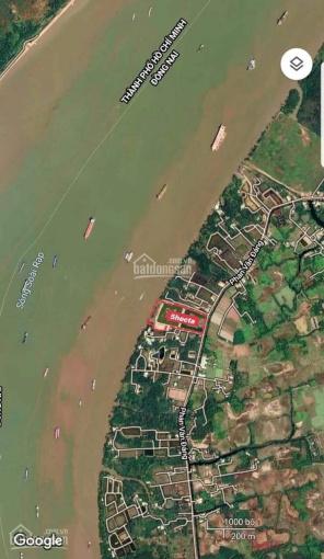 Bán 5ha đất Nhơn Trạch MT sông Đồng Nai, đất mặt tiền đường Phan Văn Đáng, 2,6tr/m2, 0909039799 ảnh 0