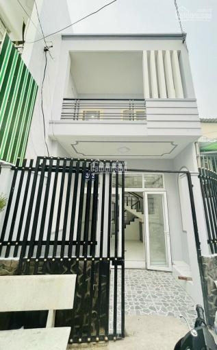 Bán nhà mới 1 trệt 1 lầu hẻm 52 Hùng Vương, Phường Thới Bình, Ninh Kiều, Cần Thơ. Diện tích: 4x12,8 ảnh 0