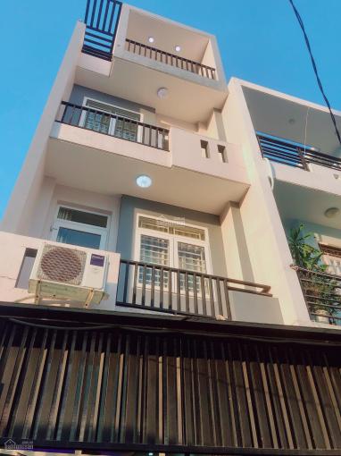 Bán nhà HXH đường Dương Quảng Hàm, F6, Gò Vấp, DT 4x16m, 1 trệt + 3 lầu, 4PN, 5WC ảnh 0