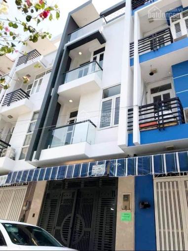 Nhà mới hẻm HXH Bùi Thị Xuân, 4x15m 60m2. Giá nhỉnh 7 tỷ ảnh 0