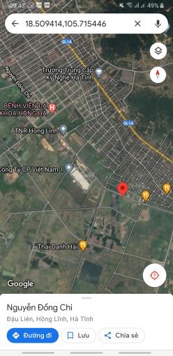 Bán đất đấu giá phường Đậu Liêu - thị xã Hồng Lĩnh ảnh 0