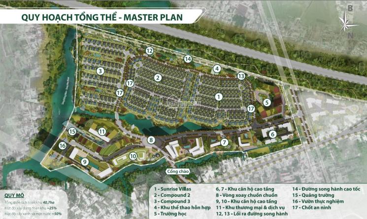 Khu đô thị compound đầu tiên tại Long Thành - dự án đáng mua nhất trong năm nay ảnh 0