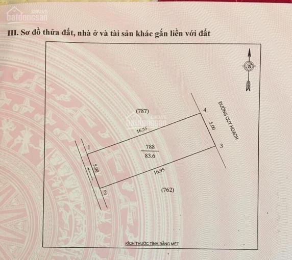 Chính chủ bán lô đất Hưng Lộc 83,6 m2, đường rộng, đất đấu giá, LH 0949676226 ảnh 0