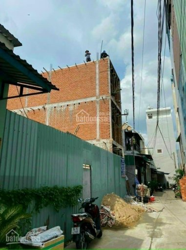 Bán nhà đường Số 8, Bình Hưng Hòa, giá 3.55 tỷ ảnh 0