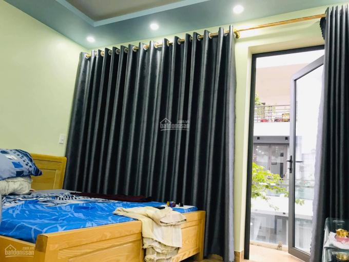 Nhà lô góc 4 tầng giá lô thường tại Xi Măng, 0962444593, lô áp lưng vào dãy quay ra vườn hoa ảnh 0