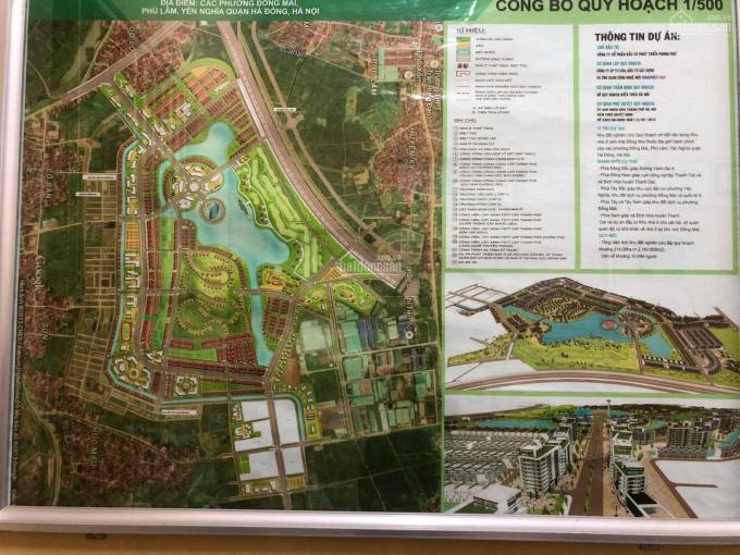Chuyên bán đất dịch vụ nằm khu đô thị Đồng Mai, Hà Đông. 50m2 - 1.1 tỷ, đầu tư tốt ảnh 0