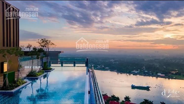 D'edge Thảo Điền: Căn Duplex 256m2, tầng cao, view sông SG, thang máy riêng. Giá chốt 30 tỷ đồng ảnh 0
