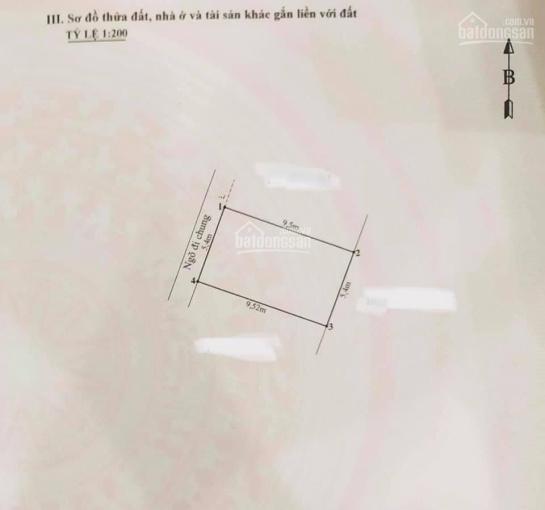 Với 1,1 tỷ mua được duy nhất lô 51,3m2 này tại trung tâm Sở Dầu, 0962444593 - lô đất vuông vắn ảnh 0