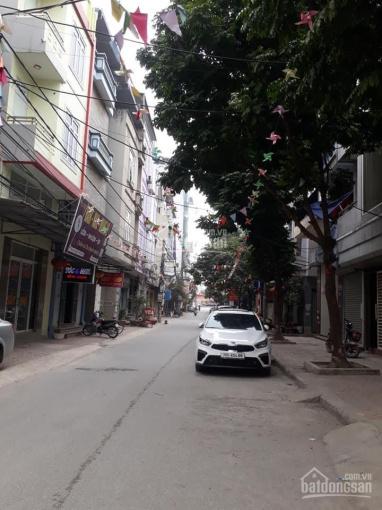 Bán nhà 4 tầng mới sát đường ô tô tại Phú Vinh, An Khánh ảnh 0