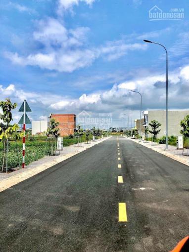 Đất nền đường nhựa trong KDC gần trạm thu phí Phú Giáo, đường ĐT741 100m2, 650tr. LH: 0985199941 ảnh 0