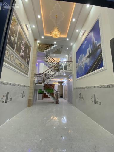 Nhà hẻm 257 Lê Đình Cẩn, Bình Tân, dt: 52m2, 2 lầu, giá: 5.8 tỷ., LH: 0934196986 ảnh 0