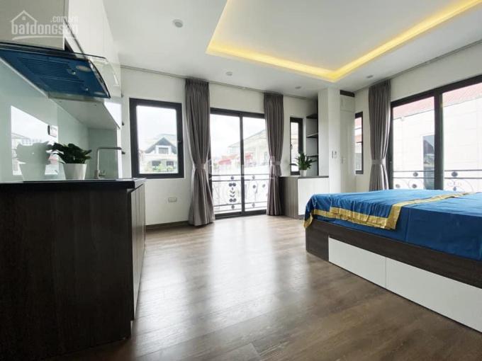 Tòa nhà 9T * 120m2, full nội thất cao cấp, Nguyễn Khánh Toàn, ô tô, kinh doanh, lô góc 3 mặt thoáng ảnh 0
