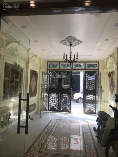 Cho thuê nhà ngõ Kim Mã 50m2 x 5T MT 4m sàn thông, sàn gỗ, điều hòa ngõ rộng 2 ô tô tránh giá 20 tr ảnh 0