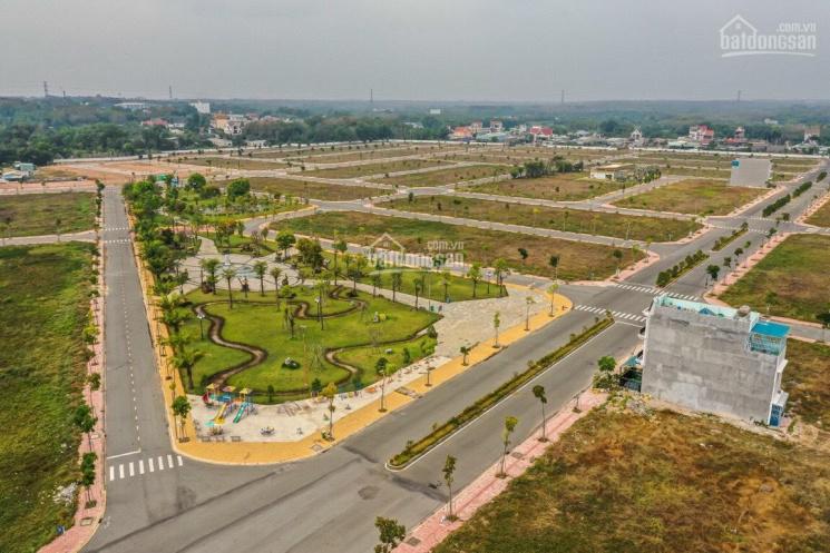 Cần Bán lô đất rẻ nhất dự án Mega City giá bán 850tr bao giấy tờ sang tên ngay. Ngay chợ Bến Cát ảnh 0