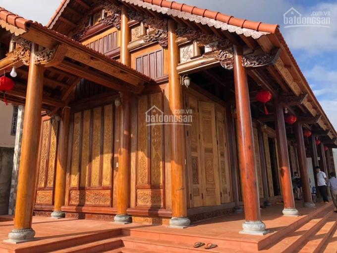 Chính chủ cần bán nhà 5 gian gỗ căm xe ở Đăk Lăk - mặt tiền QL 14 ảnh 0