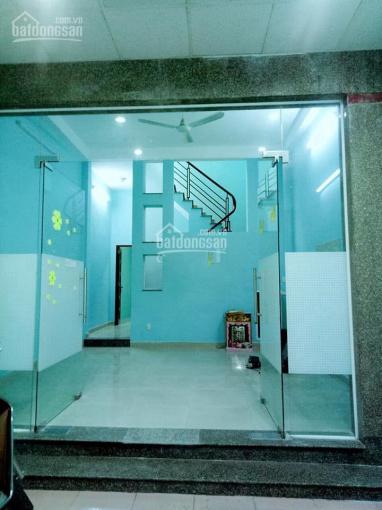 Nhà mới 1 lầu Lê Liễu, Tân Phú, DT: 4x10m. HXH (giá 8.5tr/th) ảnh 0