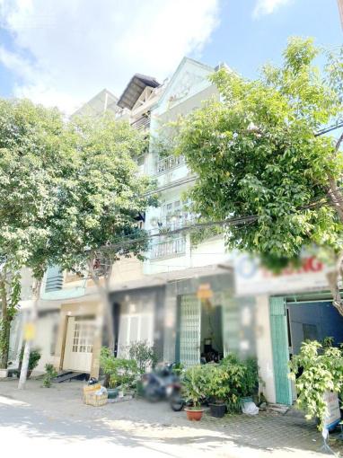 Nhà 80m2, 3 tầng, 5PN mặt tiền đường nội bộ Cao Lỗ P4 Q8 ảnh 0