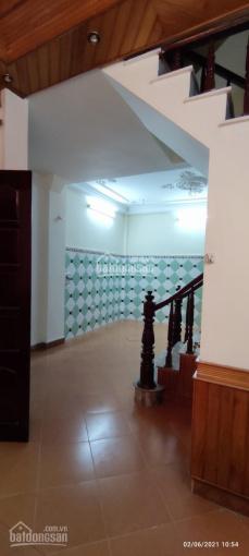 Chính chủ đăng bán căn nhà ngõ 169 phố Hoàng Mai - 38m2 x 4 tầng 4 phòng ngủ giá 2,5 tỷ ảnh 0