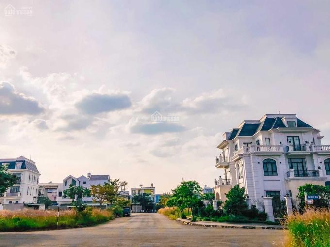 Chính chủ lô đất cực đẹp MT đường 19m đối diện chung cư, DT 5x20m, sổ hồng riêng 100% thổ cư ảnh 0