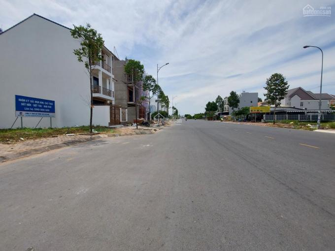 Bán nền đẹp 5,7x18 mặt tiền đường 1B, khu Nam Long 2, không vướng cống tủ, sổ hồng ảnh 0