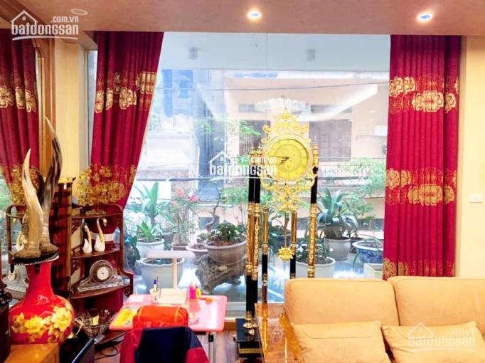 Bán nhà 74,5m2 x 7 tầng thang máy phố Duy Tân, phân lô, ô tô tránh, kinh doanh sầm uất, 16,3 tỷ TL ảnh 0