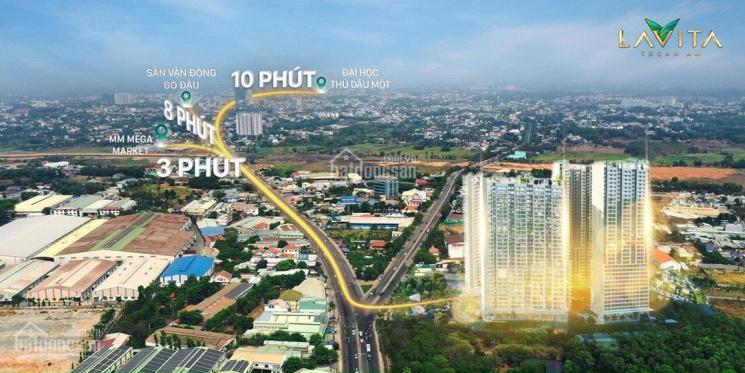 Sở Hữu Ngay Căn Hộ Cao Cấp Lavita Thuận An, Chuẩn Resort 5 Sao, Chỉ 32 Triệu/m2, 0933397928 ảnh 0