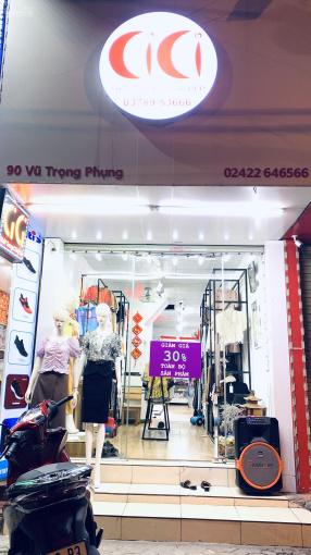 Sang nhượng cửa hàng thời trang công sở nữ mặt đường 90 Vũ Trọng Phụng, Thanh Xuân ảnh 0
