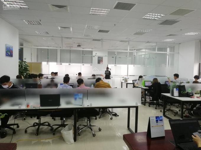 Cho thuê văn phòng 250m2 ở Quang Trung 140000đ/m2 xe cộ giờ giấc thoải mái, bàn giao đầy đủ ảnh 0