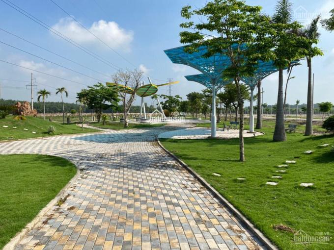 Bán đất ngay trung tâm hành chính Bàu Bàng, giá 880 triệu/nền, sổ riêng từng nền. LH: 0938623230 ảnh 0
