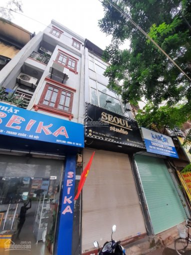 Cho thuê nhà mặt phố Vũ Tông Phan, 50m2 x 4T, kinh doanh. Nhà đẹp giá 20 triệu/th, LH 0387606080 ảnh 0