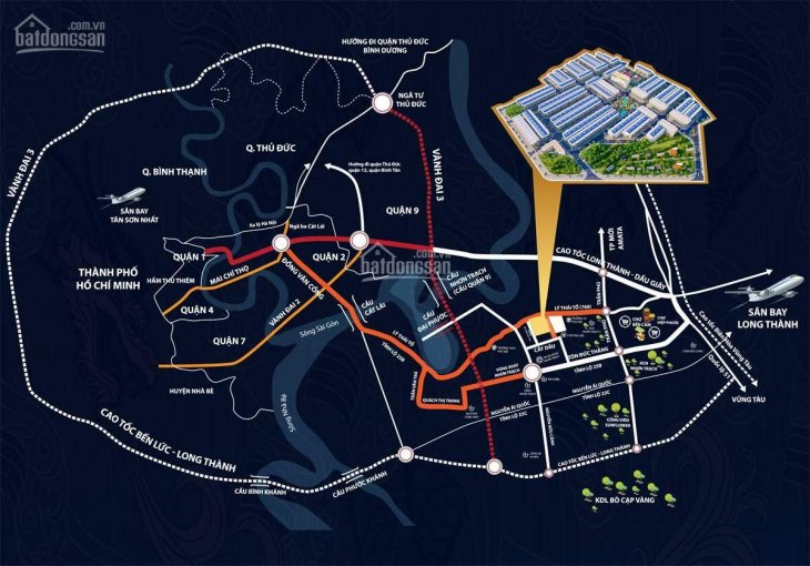 Bán đất ngay TTHC Nhơn Trạch, giá chỉ 20tr/m2, ngân hàng HT 70% shophouse chỉ 3.2 tỷ, 0962357187 ảnh 0