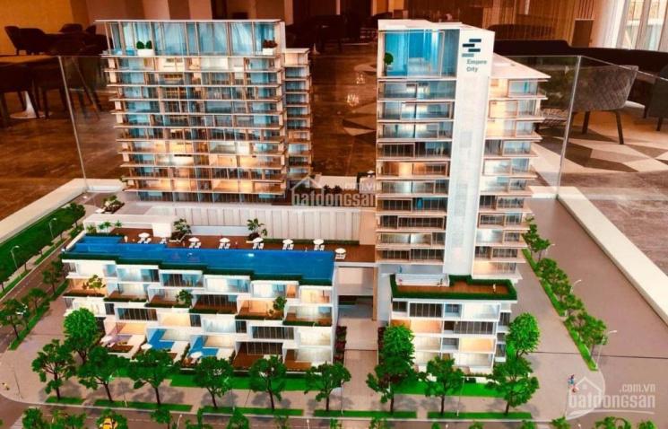 Bán trong tuần căn 3PN giá rẻ nhất tháp Cove Empire City DT 159m2 giá 25 tỷ ảnh 0