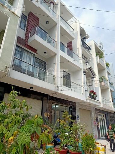 Bán nhà HXH đường Hòa Bình, Quận Tân Phú, 5 tầng, DTSD 295m2, giá chỉ 7.9 tỷ LH 0906821507 ảnh 0
