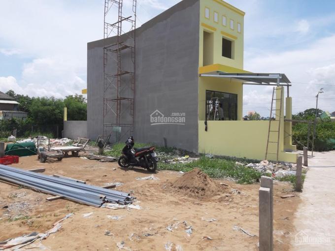 Tôi bán đất đường Trương Văn Bang TT Cần Giuộc, SHR, dân cư hiện hữu, 100m2 (4m x 25m). Giá 1,15tỷ ảnh 0
