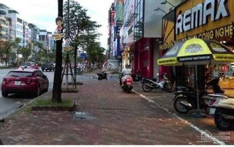 Cho thuê nhà 2 tầng mặt phố Văn Cao vị trí đẹp, kinh doanh tốt, DT 100m2/tầng. LH 0989734734 ảnh 0