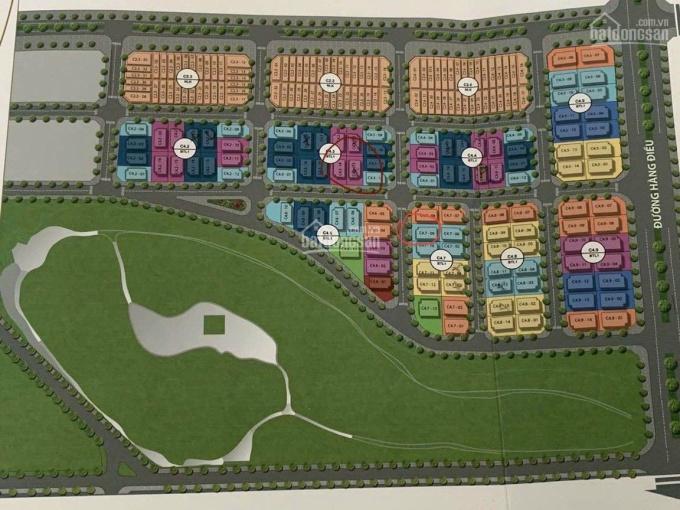 Cần bán đất biệt thự Hodeco, phường 11, DT 247m2, giá 36 tr/m2 ảnh 0