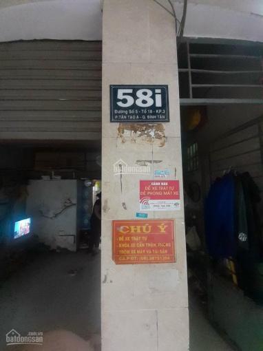 Nhà trọ 4x22m 88m2, KDC Bắc Lương Bèo (khu Chợ Bà Hom Mới). Đ Số 5, P Tân Tạo A, Q Bình Tân ảnh 0