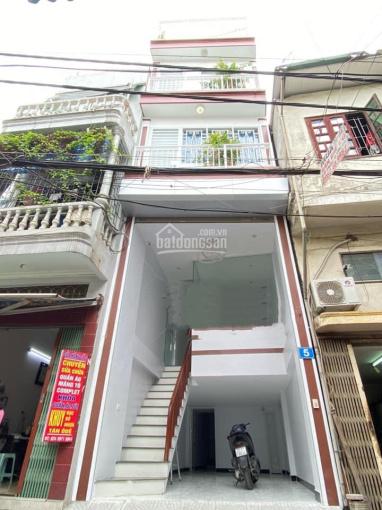 Bán nhà mặt phố Yên Hòa 55m2 x 5T, MT 5.5m Cầu Giấy, 0969040000 ảnh 0
