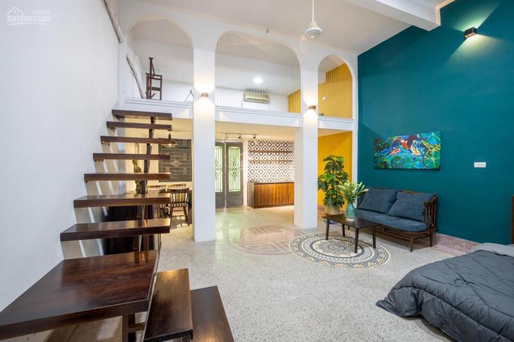 Cho thuê căn hộ tầng 2 phố Lương Ngọc Quyến 55m2, 2 PN, full nội thất tiện nghi rất đẹp ảnh 0
