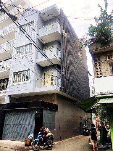 Cần bnán gấp nhà đường lớn khu Hoàng Việt, Phường 4 Tân Bình, DT 6x20m 4 tầng. Giá 18 tỷ ảnh 0