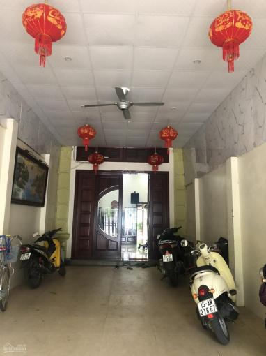 Bán nhà mặt đường Trần Tất Văn, cách ngã 5 Kiến An 500m