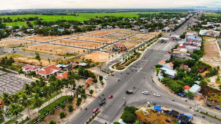 Bán lô đất trục đường Trần Phú 33m chỉ 1,67 tỷ - Đáng để đầu tư - LH: 0905009771 ảnh 0