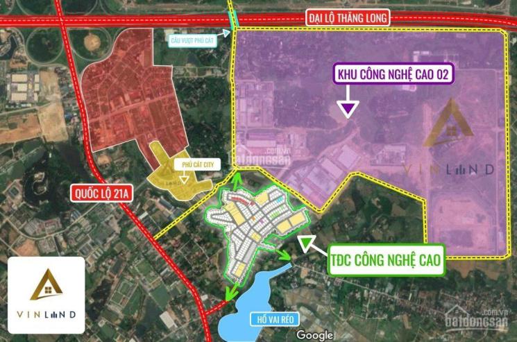 Tái định cư Phú Cát - diện tích 60m2 - 100m2 - đường 16m - giá ưu đãi - liên hệ làm việc chính chủ ảnh 0