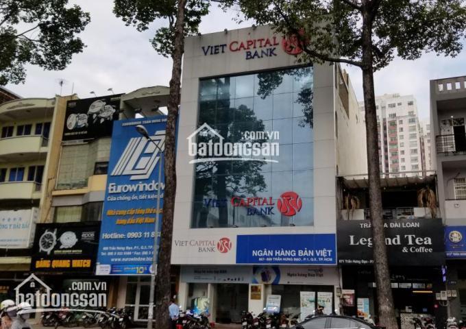 Cần bán nhà mặt tiền đường Trần Nhân Tôn, P2, Q10 (4x16m) NH, giá 17.5 tỷ TL ảnh 0