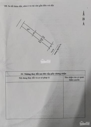 Chính chủ cần bán căn nhà 3 tầng 84m2 mặt phố Ngô Gia Tự, Quận Long Biên, TP Hà Nội ảnh 0